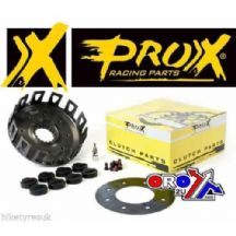 Kawasaki KX250 2006 - 2008 Pro-X Clutch Basket Inc Rubbers